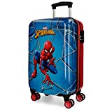 Marvel Spiderman Black Equipaje infantil, 55...