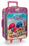 Maleta de cabina Shimmer and Shine Wish 50cm